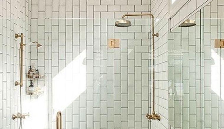 Metrotegels In Badkamer : Inspiratie voor metrotegels in de badkamer badkamer