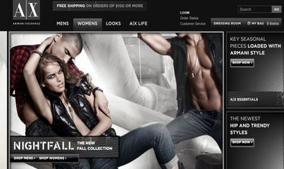Ecommerce Shopping Store website