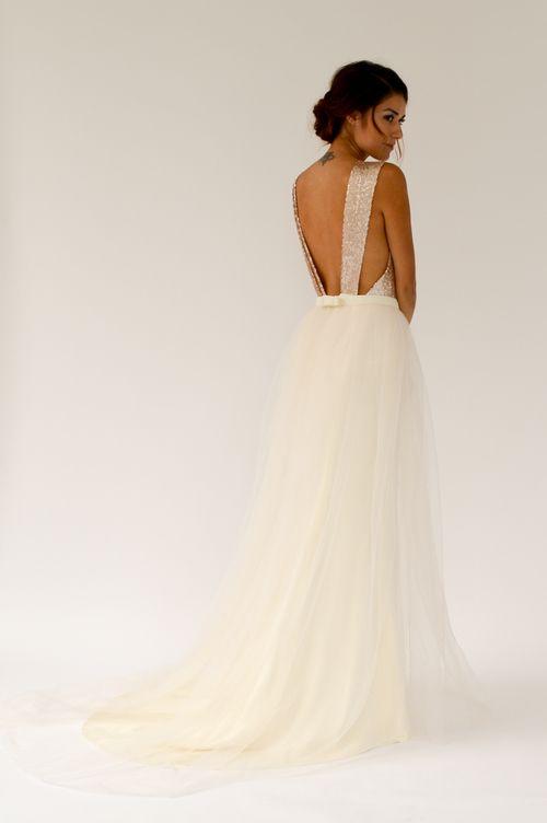 Colette Wedding Dress By Alyssa Krisitn Wedding Dresses Chicago Wedding Dresses