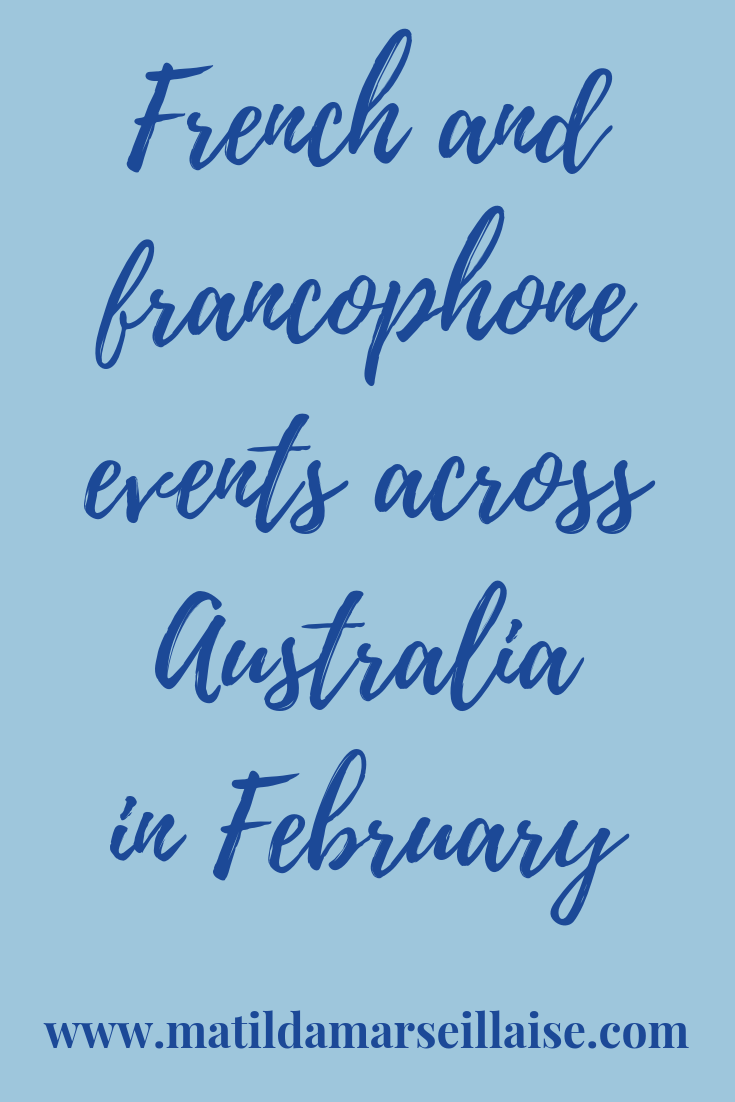 What's on in February 2019 Australia, Happy new year