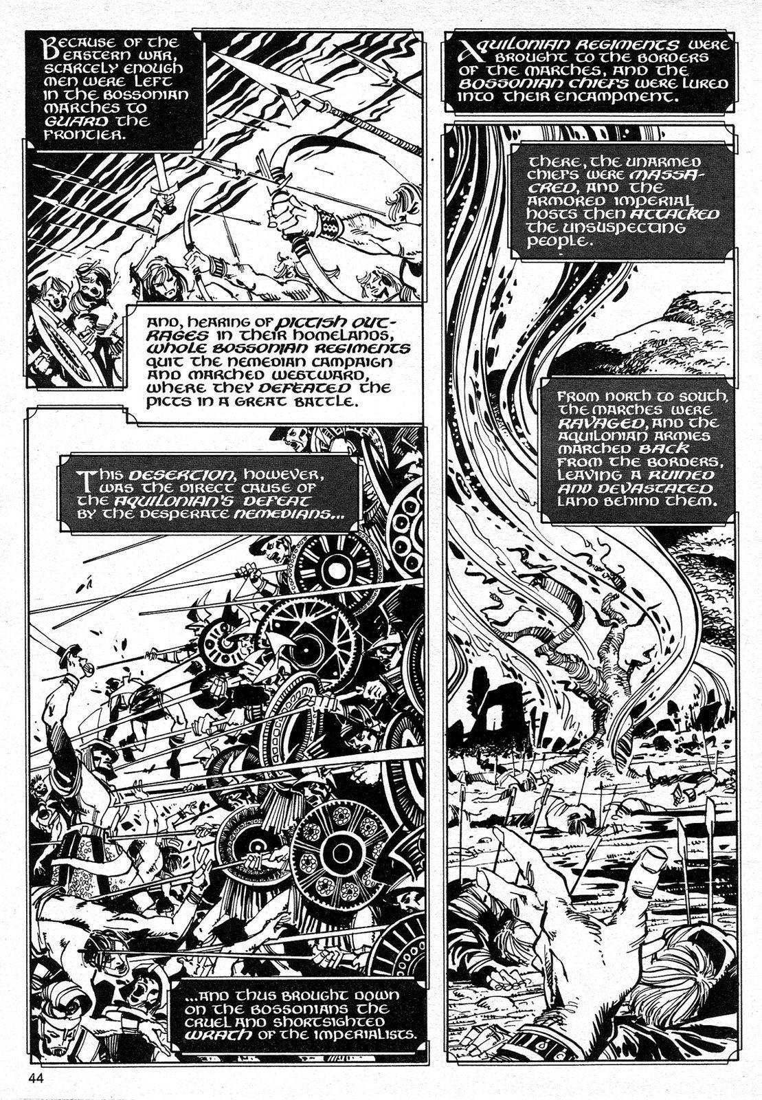 rcubedagain: The Hyborian Age (Conan The Barbarian)
