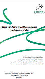 Rapport De Stage 3eme Commerce Stage 3eme Magasin De