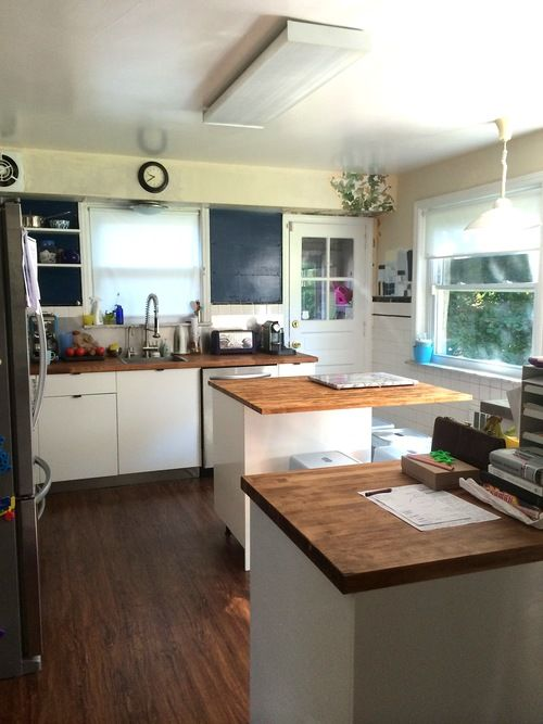 our house: the kitchen {update}