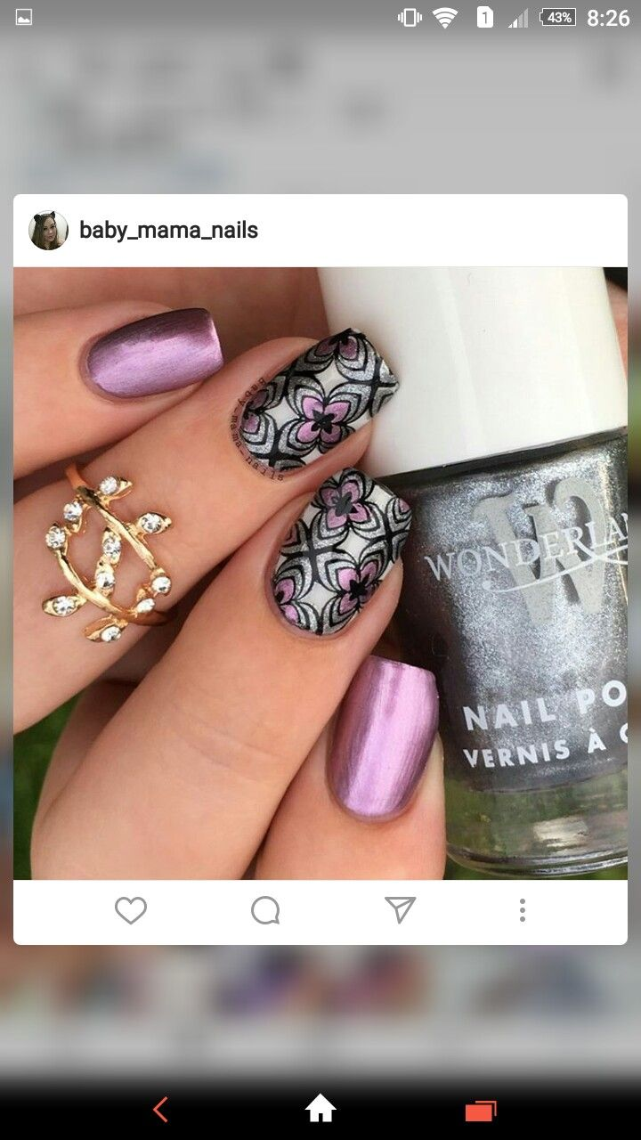 Pin by r k on nails art pinterest