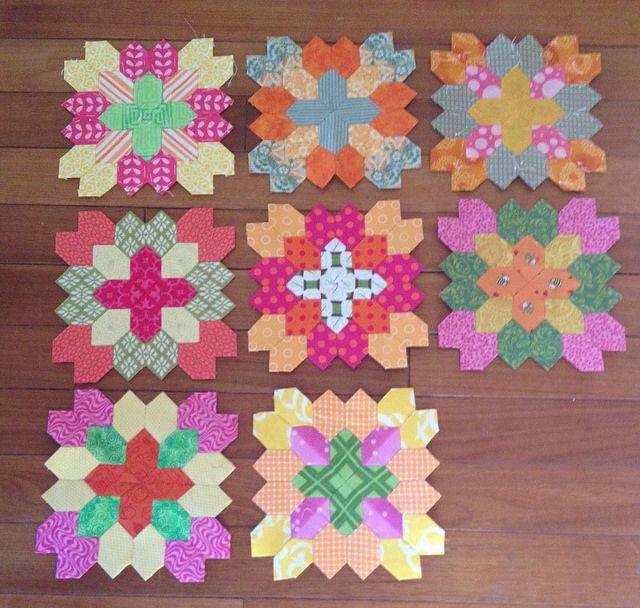 January blocks for Sarah so far. Love them! | Flickr - Photo Sharing!