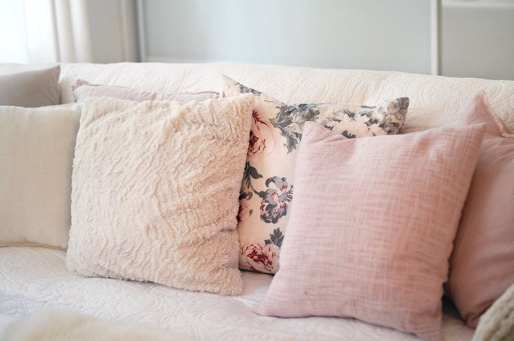 girly  sofa