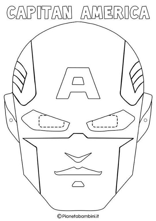 Rukodelie So Vsego Mira Foto Ok Ru Mascaras Para Ninos Mascaras De Super Heroe Mascaras Para Imprimir