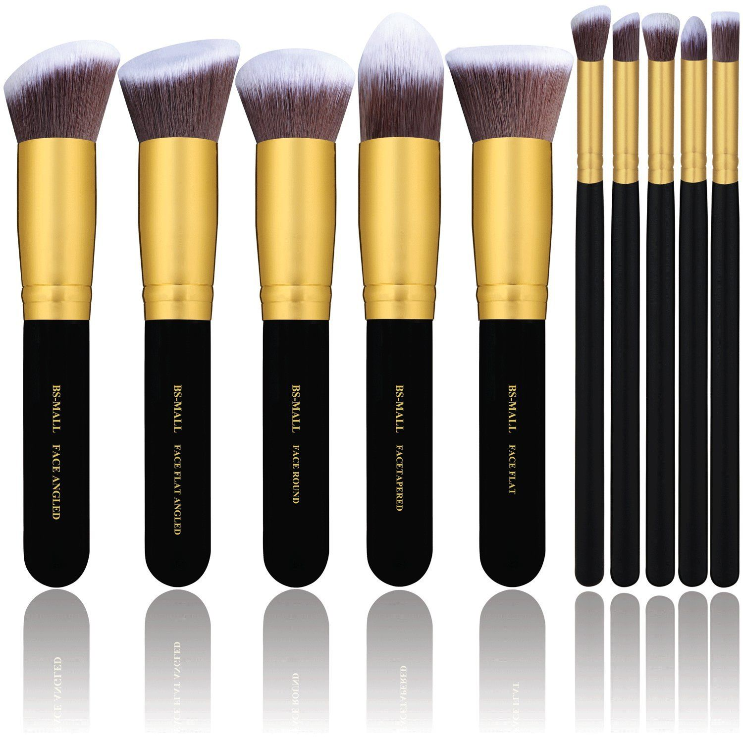 BSMALLTM Makeup Brushes Premium Makeup Brush Set Synthetic