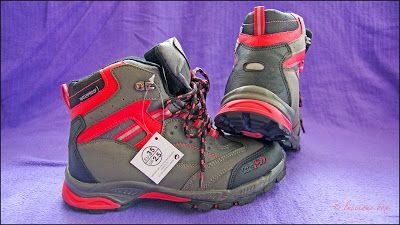 77fac8cfb28 Luscious Box  Crivit Hiking Shoes