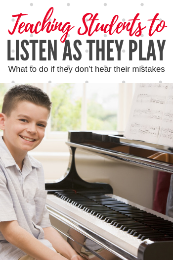 5 Ways To Actively Develop Your Piano Students Aural Skills Piano Lessons For Kids Piano Student Piano Teaching