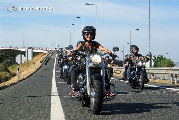 Parada Harley-Davidson em Lisboa - This is América - MotoNews - Andar de Moto