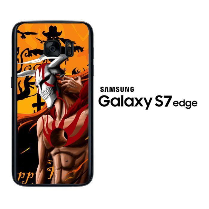 ichigo hollow halloween Z2584 Samsung Galaxy S7 Edge Case