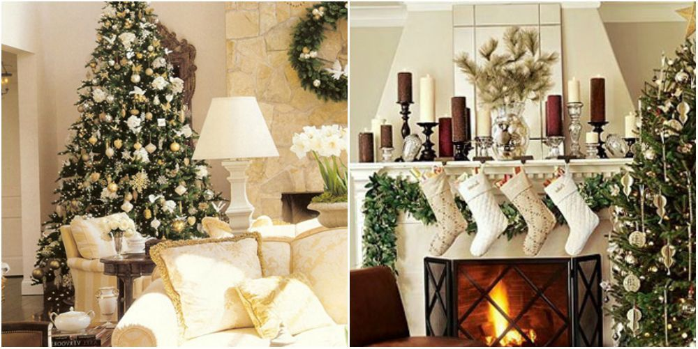 New Year Home Decoration Ideas Part - 21: Decoration · 5 Christmas Home Decorating Ideas