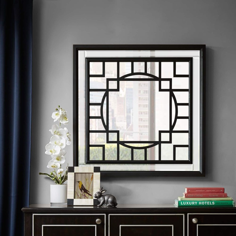 square mirror for entry table foyer living room hallway on ideas for decorating entryway contemporary wall mirrors id=49591