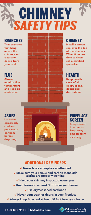 For More Fireplace Ideas And Chimney Safety Tips Visit Https Www