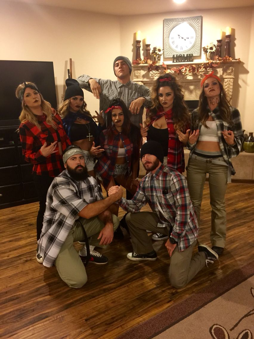 cholo gangster costume-#5