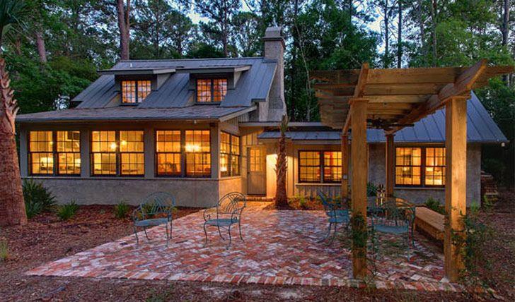 South Carolina Cottage House Plans