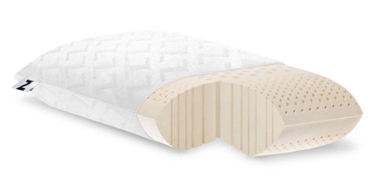 Convolution Queen Pillow Z by Malouf