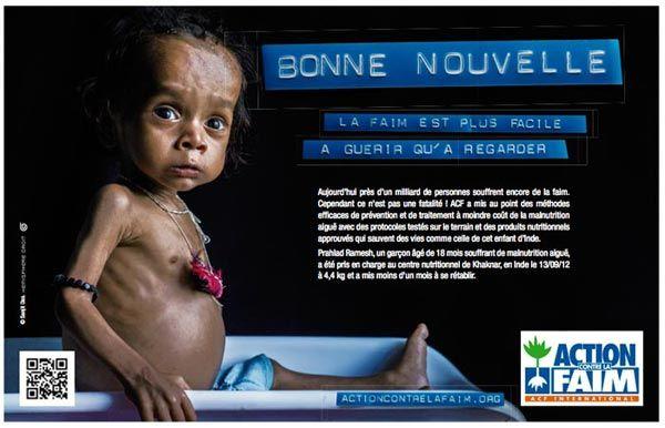 Campagne d'Action contre la Faim