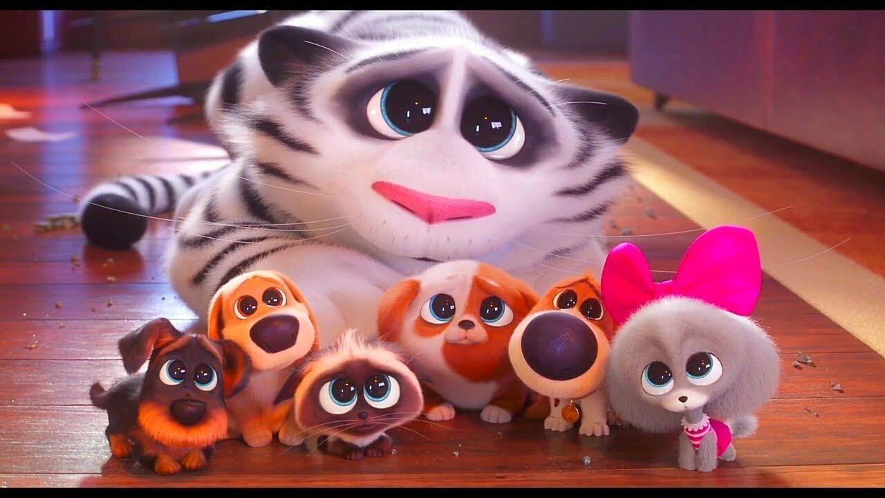 La Vida Secretas De Tus Mascotas 2 La Película Español Latino 1080 Full La Vida Secreta De Tus Mascotas Mascotas Pelicula Mascotas