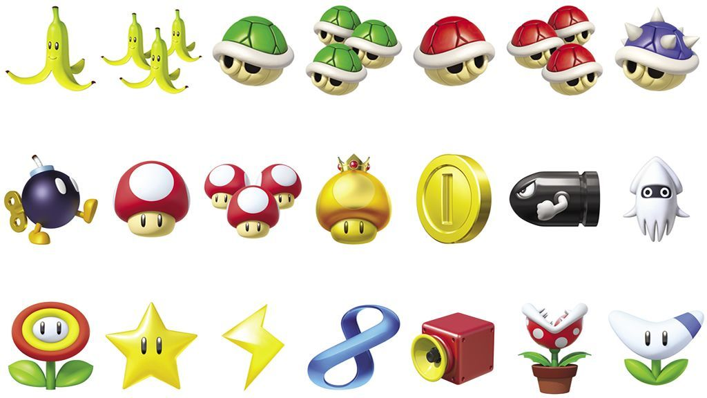 Rate The Mario Kart 8 Items Ign Boards Mario Kart Mario Video Games Birthday Party