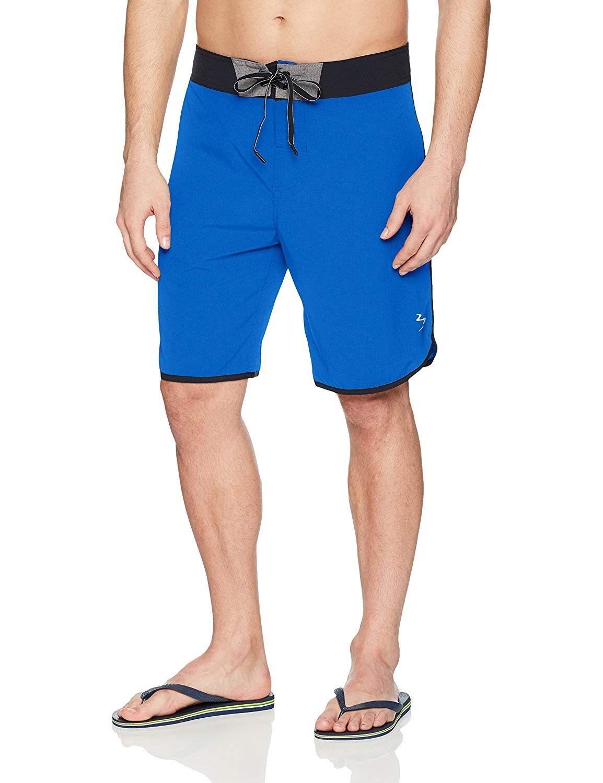 Men's Hybrid Fitness Shorts - Cobalt - CN186AU57IC - Sports & Fitness Clothing, Men, Shorts  #Shorts...