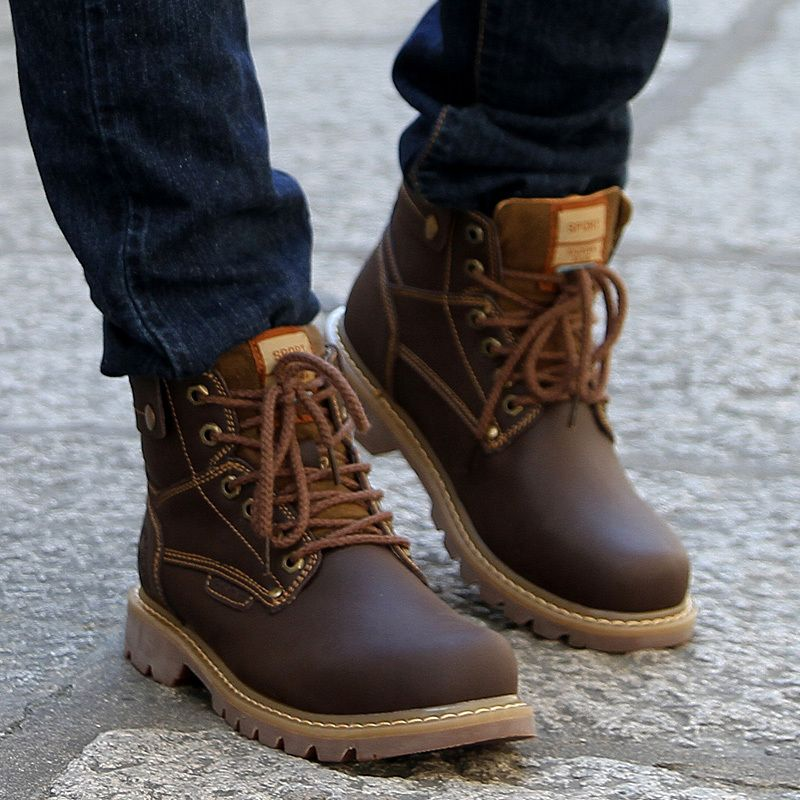 Mens Winter Boots Fashion - Cr Boot