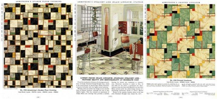 Linoleum Lives On Cooper Hewitt Smithsonian Design Museum Linoleum Flooring Linoleum Flooring
