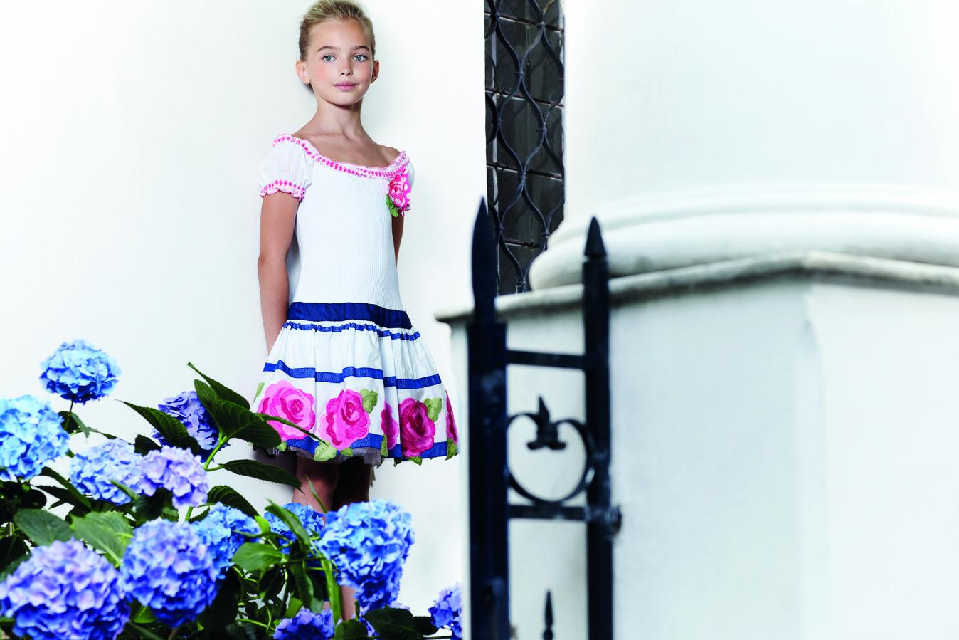 Beautiful Dress Monnalisa Chic