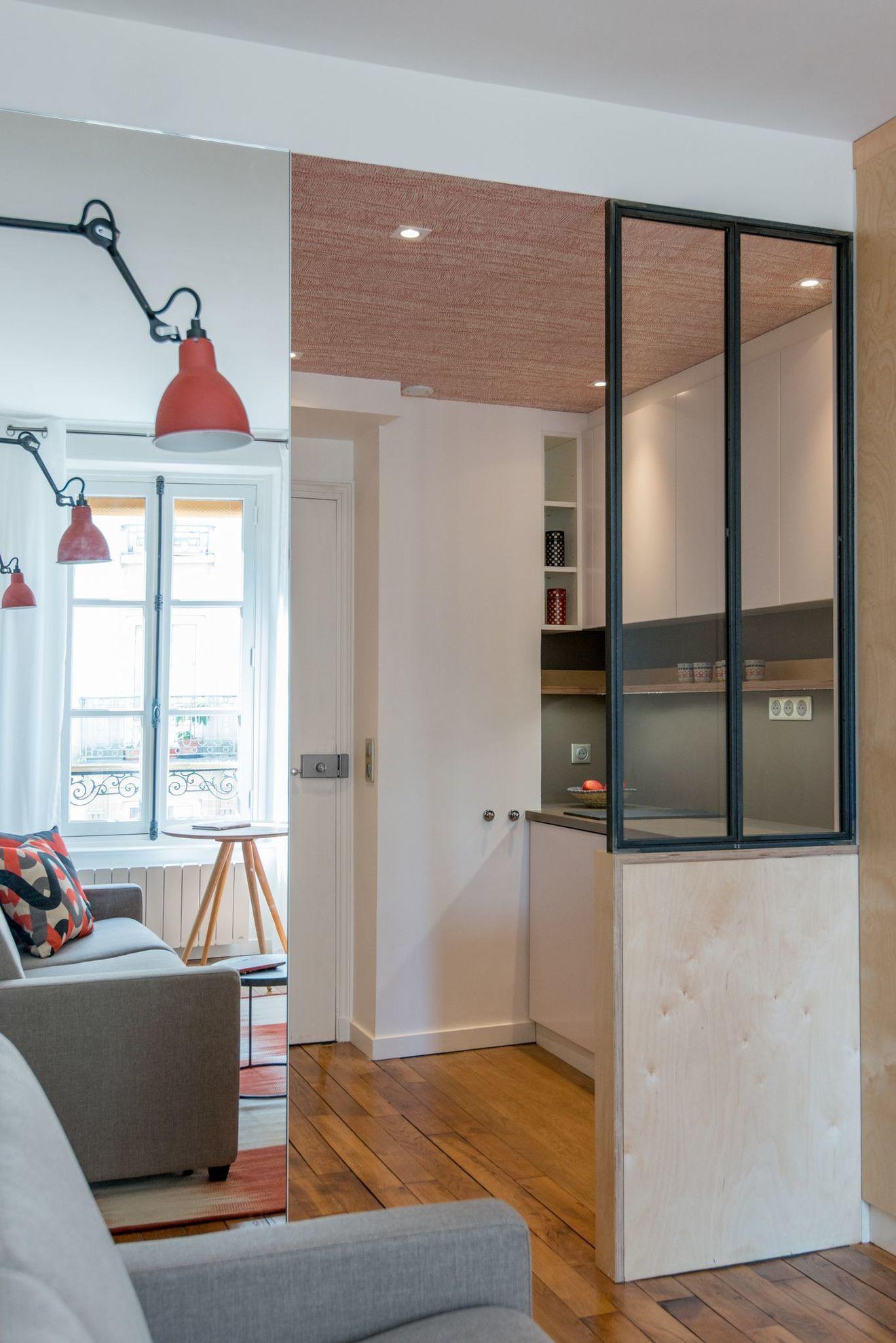 Amenager Studio Renovation Petit Appartement De Moins De 20 M2