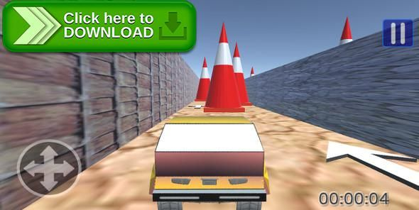 Free nulled Rally Car 3D, Unity 3D full source code with
