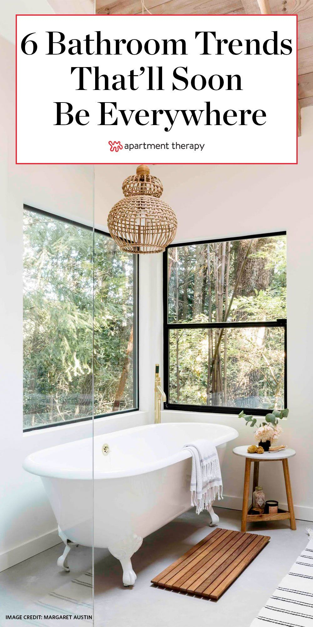 You Re Going To See These Bathroom Design Trends Everywhere By The End Of 2020 In 2020 Bathroom Trends Bathroom Design Trends Amazing Bathrooms