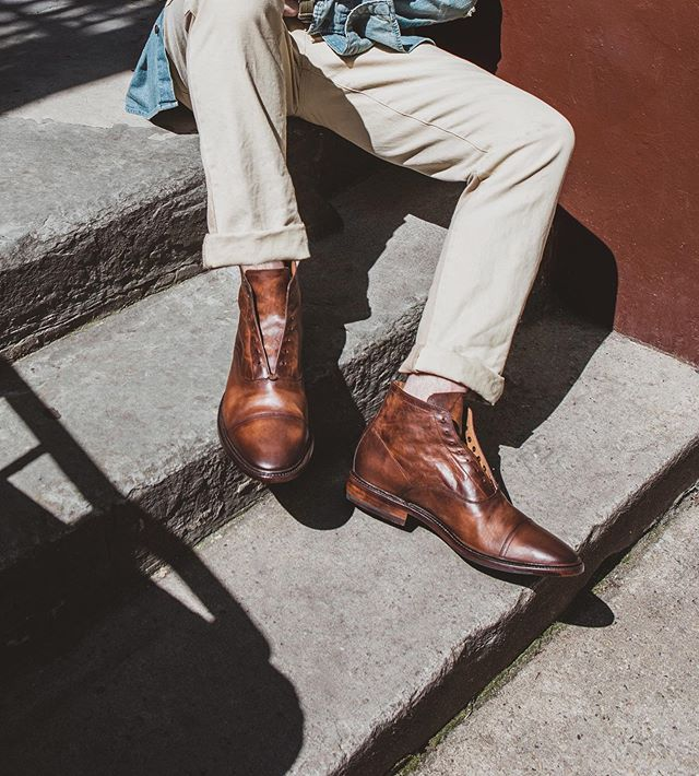 frye company, Mens fashion, Dress shoes men