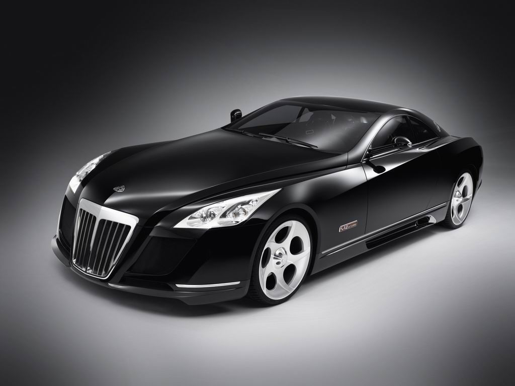 The Most Expensive Car Maybach Exelero Do You Like This Cool Car - Look at cool cars