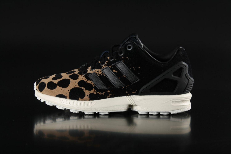 adidas ZX Flux W schoenen zwart