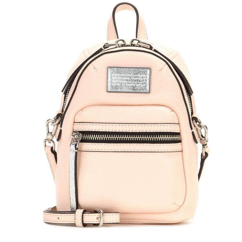 Marc by Marc Jacobs - Domo backpack-style leather shoulder bag - mytheresa.com