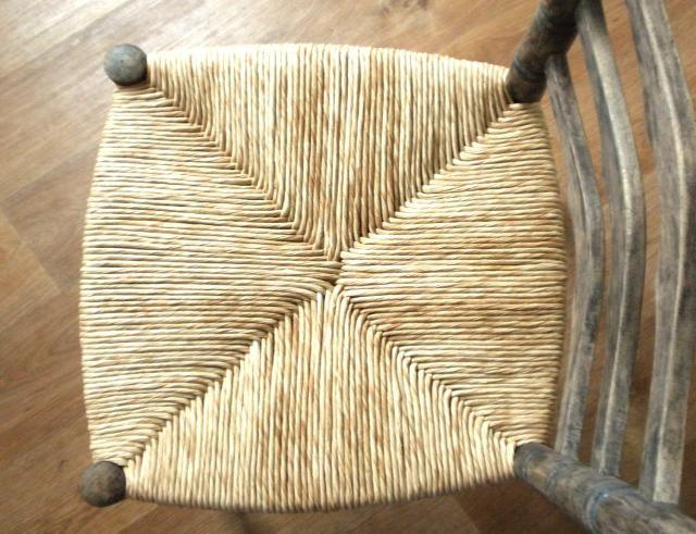 Trucos b sicos y sencillos de restauraci n de muebles - Como arreglar el asiento de una silla ...