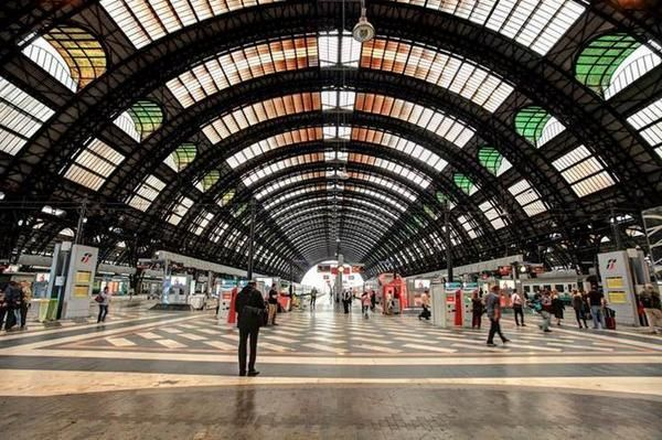 @travellerpix 4h4 hours ago  Train Stations from Around the World