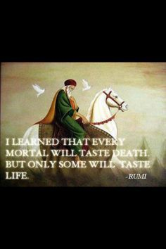english mevlana quotes - Google Search