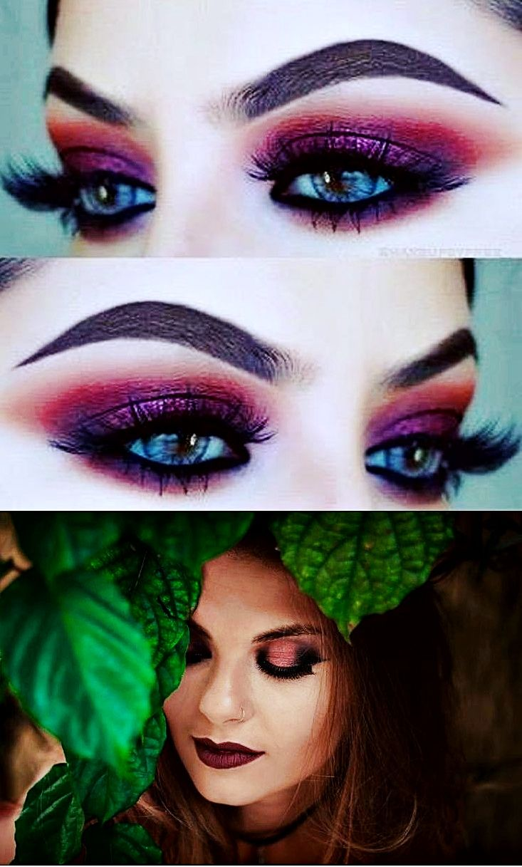 How to Apply Eyeshadow PERFECTLY Makeup looks for brown