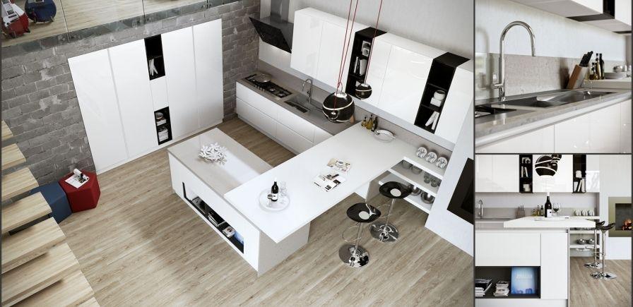 Cucina Amalfi | Centro Veneto del Mobile | Kitchen | Pinterest ...