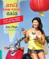This is the newest cookbook by the fabulous Ani Phyo.  She is inspirational!