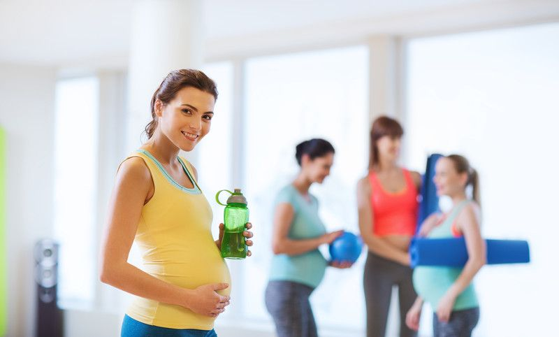 HOW INTENSE TO DO THE PRENATAL SPORT AND EXERCISES