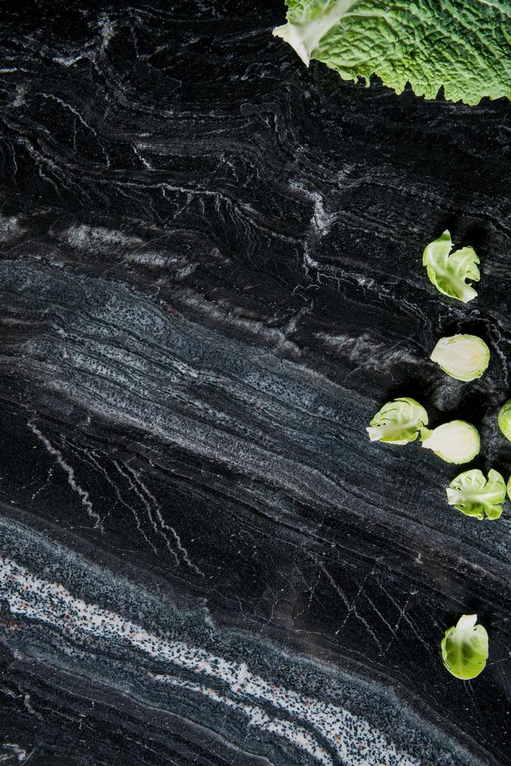 Steinarbeitsplatte: Ideen und Bilder für Küchen mit Arbeitsplatten ...