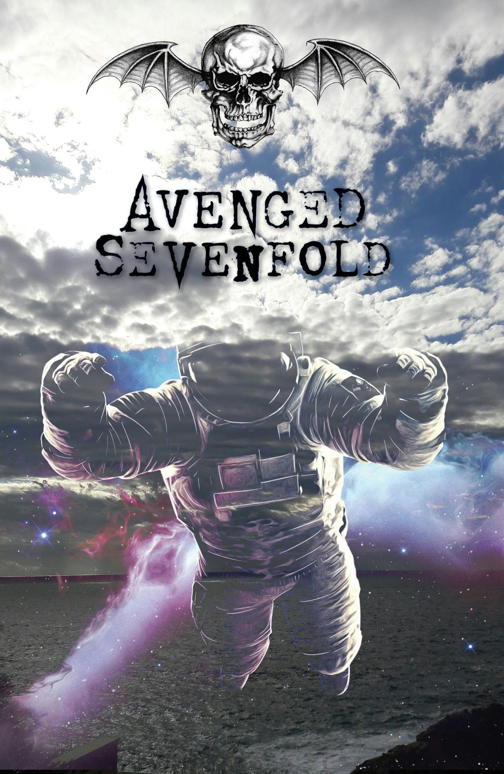 Avenged Sevenfold Iphone Wallpaper With Images Avenged