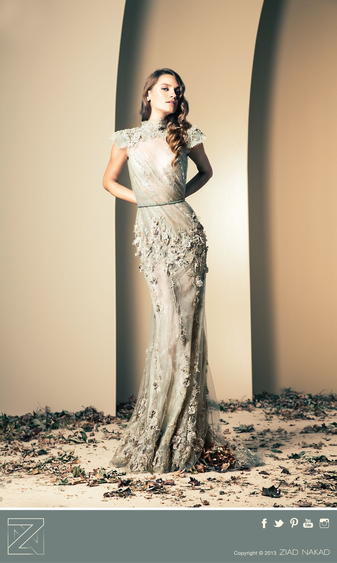 Ziad nakad haute couture fallwinter special occasions