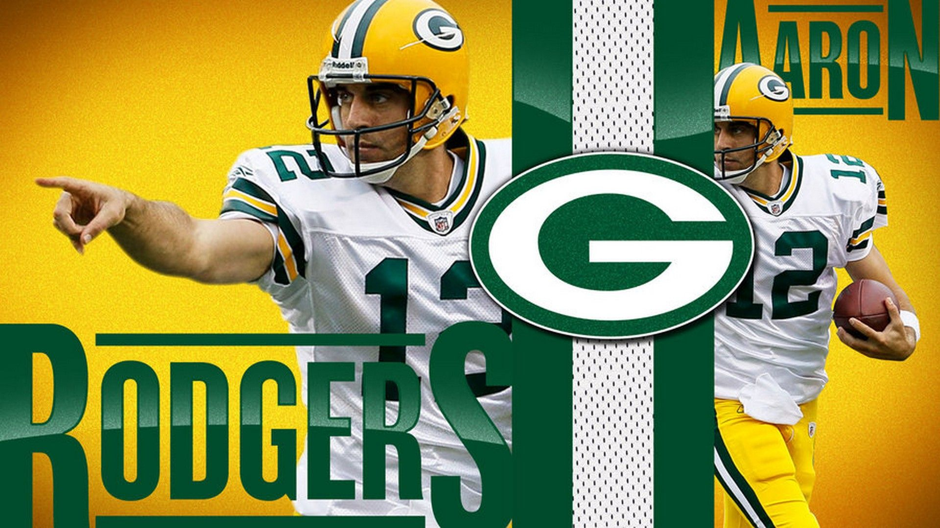 Nfl Wallpapers Nfl Football Wallpaper Aaron Rodgers Football Wallpaper