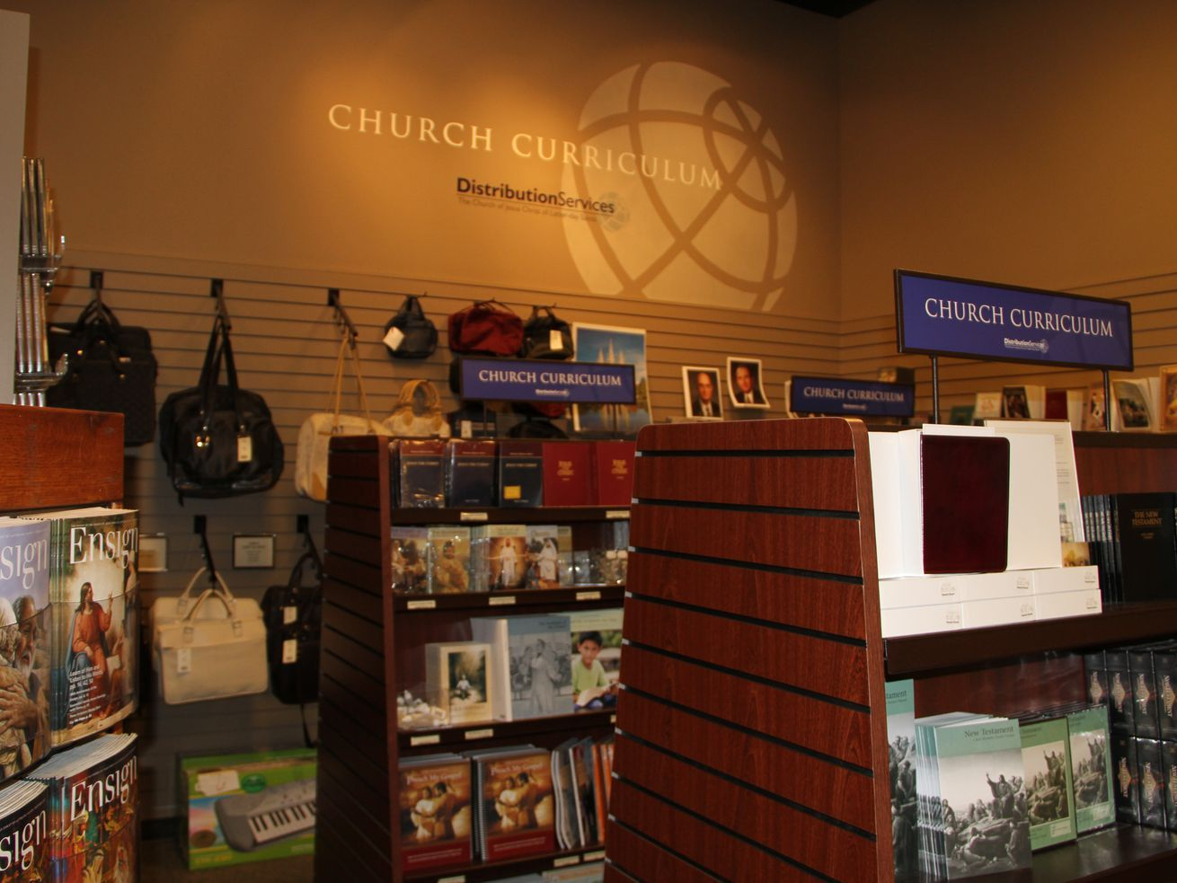 Church distribution retail stores are temporarily closing