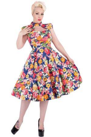 Hearts & Roses Amelia Dress