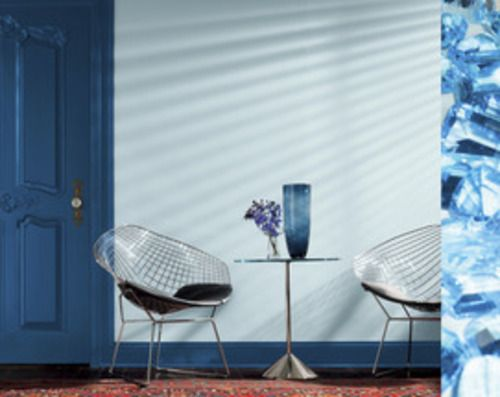 Painting interior doors adds 'wow' to rooms!